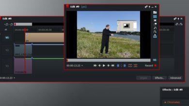 Bild von Anleitung: Demobilder und -videos in Videofilmen einblenden