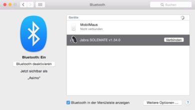 Photo of Anleitung: Bluetooth-Boxen als System-Lautsprecher mit dem Mac koppeln