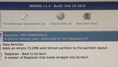 Bild von Anleitung: Einen Raspberry Pi mit einem Mac und NOOBS installieren