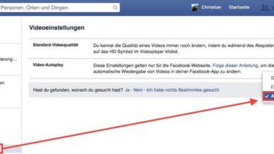 Bild von Anleitung: Nerviges Video-Autoplay von Facebook im Browser ausschalten