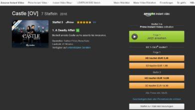 Photo of Amazon Prime Instant Video: Originalfassungen von Serien einfacher finden