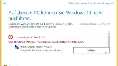 Bild von Anleitung: Prüfen, ob Euer PC kompatibel zu Windows 10 ist
