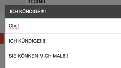 Bild von Tipp: Verschickte E-Mails bei Gmail zurückholen