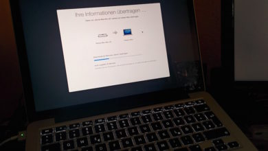 Bild von Anleitung: Daten, Programme und Einstellungen vom alten auf einen neuen Mac übertragen