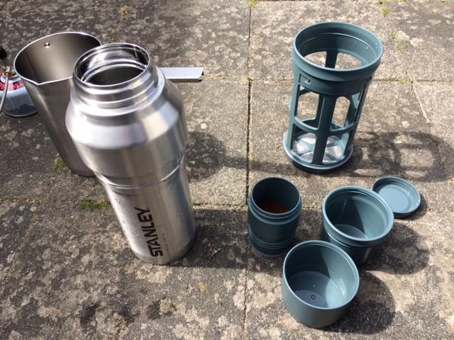 Stanly Vakuum Kaffee System