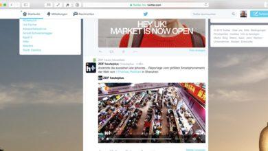 Bild von Twitter Video-Autoplay verhindern