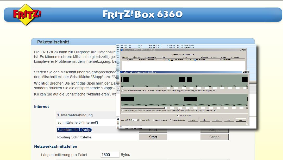 Fritzbox Gespräche Aufzeichnen