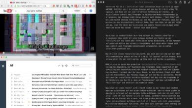 Bild von Mehr Ordnung auf dem Mac-Desktop dank Splitscreen (Aero Snap für MacOS)