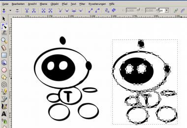 anleitung animierte gifs mit gimp erstellen disko