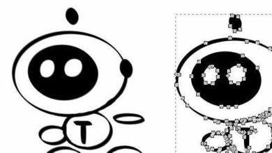 Bild von Anleitung: Bilder vektorisieren und verlustfrei vergrößern