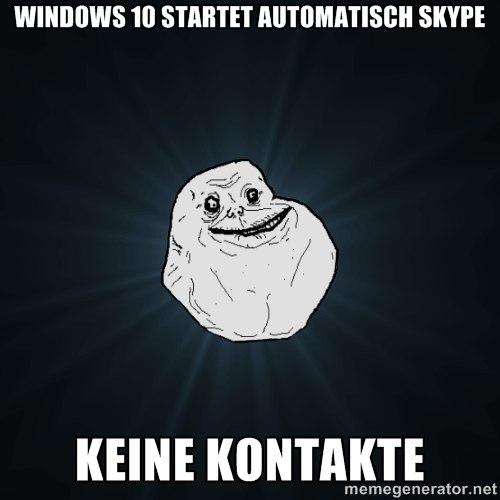 Skype-Kontakte