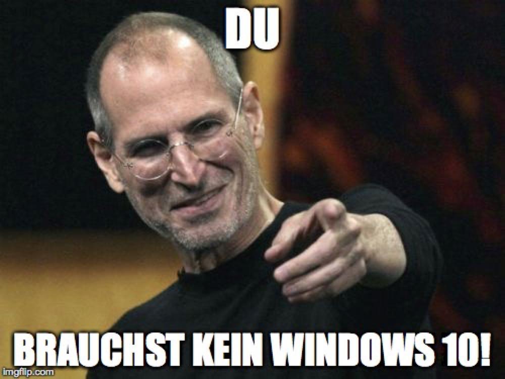 Du brauchst kein Windows