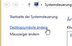 Windows Desktop Anpassung