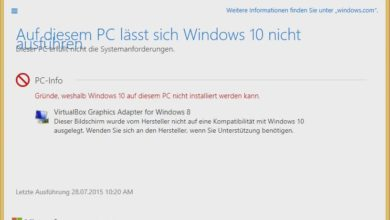 Photo of Hardwareprüfung beim Windows 10-Upgrade umgehen
