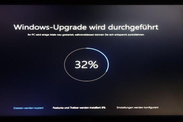 Windows-Upgrade