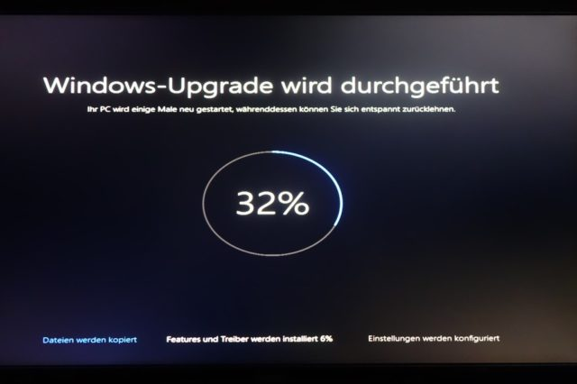 Windows-Upgrade
