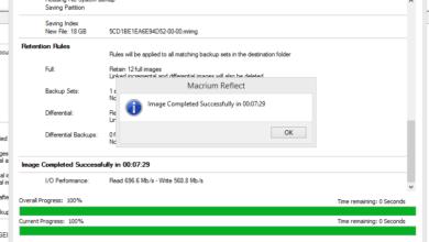Bild von Anleitung: Kostenloses Windows-Backup mit Macrium Reflect Free (Teil 1: Die Sicherung)