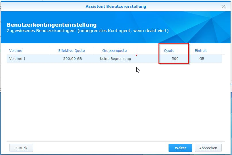synology time machine