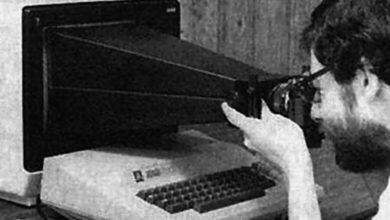 Bild von Mit Kamera am Bildschirm: So wurden vor 30 Jahren Screenshots erstellt
