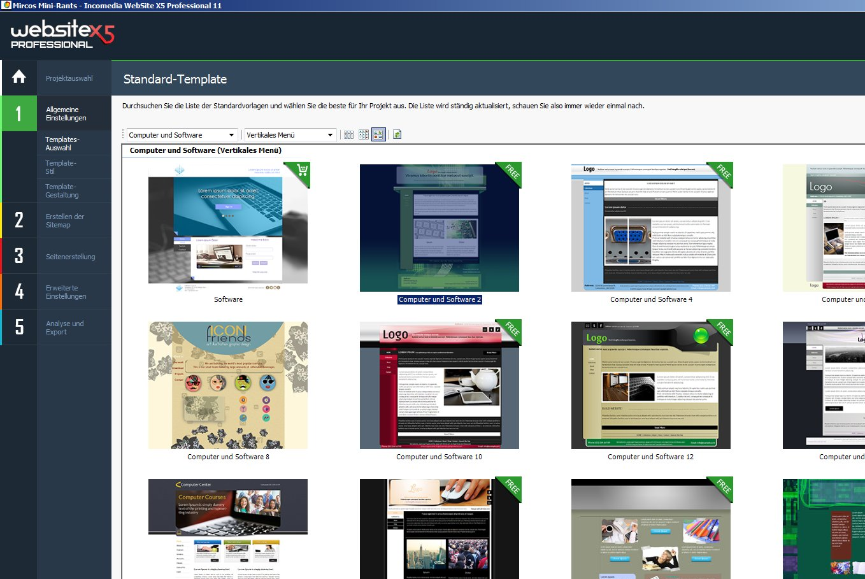 website-x5-professional