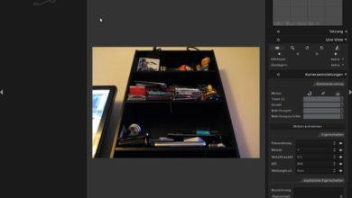 Bild von Digitalkamera mit Linux fernsteuern