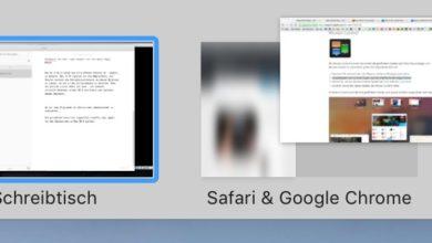 """Bild von Fensterverwaltung von Mac OS X 10.11 """"El Capitan"""" – Splitscreen und Co."""