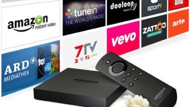 Bild von Amazon präsentiert den Fire TV 2 mit 4K-Unterstützung – ein erster Eindruck