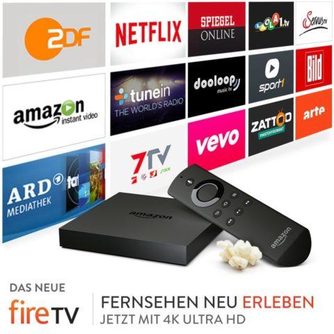 Fire TV 2 4k