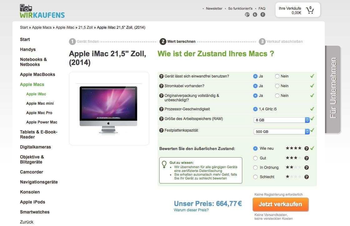 Mac-verkaufen-wirkaufens
