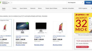 Bild von Gebrauchten Mac verkaufen und möglichst hohen Preis erzielen