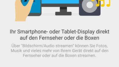 Bild von Chromecast-App – Medien einfacher auf den TV bringen