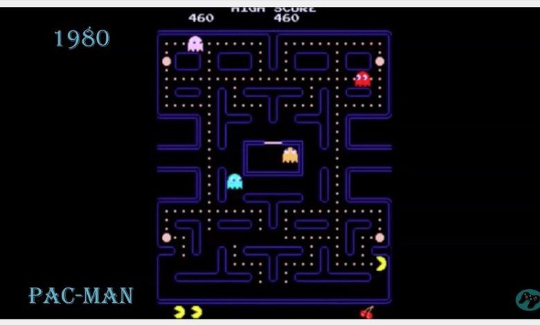 Evolution-of-videogame-graphics