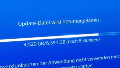 Bild von Anleitung: Alle Updates auf der PlayStation 4 automatisch installieren