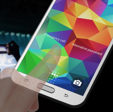 Fingerscanner Samsung