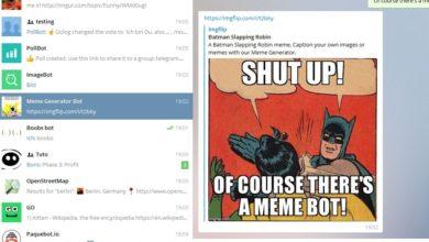 Bild von 11 coole Extras für Telegram – Whatsapp-User aufgepasst!