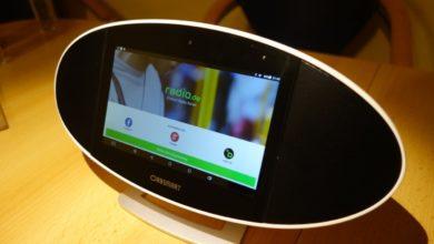 Bild von Orbsmart Soundpad 500 im Test – Internetradio trifft auf Android-Vielseitigkeit