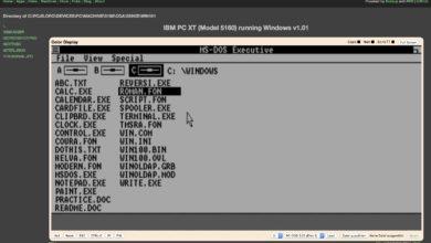 IBM XT Emulator
