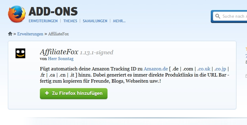affiliatefox