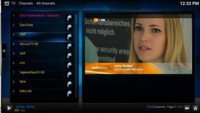 Bild von Anleitung: Live-TV ohne TV-Karte nutzen