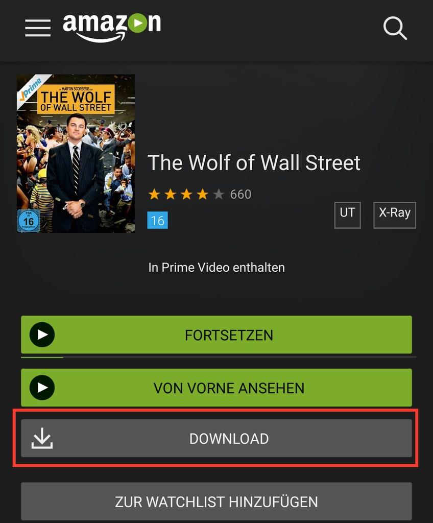 Anleitung: Amazon Prime Video Downloaden Und Offline