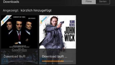 Bild von Anleitung: Amazon Prime Video downloaden und offline gucken