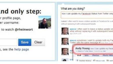 Bild von Gleichzeitig auf Facebook und Twitter posten – kontrolliert und einfach