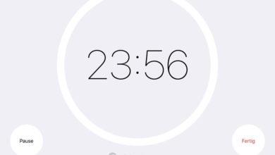 Bild von Sleep-Timer in allen iOS-Apps nutzen – Wiedergabe automatisch beenden
