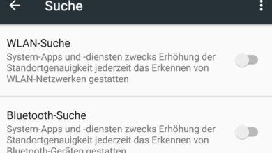 Bild von Dauerhafte WLAN-Suche unter Android abschalten und viel Akku sparen