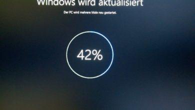 Bild von Anleitung: Installation von Windows 10 Updates erzwingen