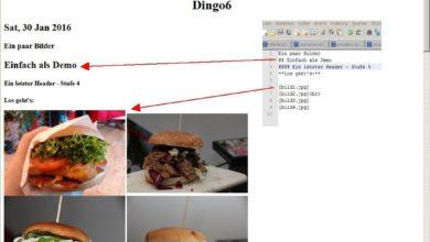 Bild von Tipp: Das einfachste Blog-System der Welt