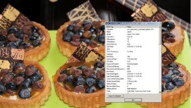 Bild von Tipp: Meta-/EXIF-Daten von Fotos ändern