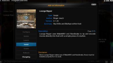 Bild von Kodi-Serie: DVDs und BluRays mit einem Klick rippen