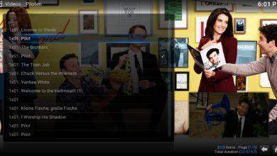 Bild von Kodi-Serie: Bibliothek um eigene Hauptkategorien erweitern