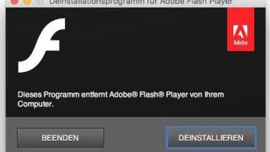 Bild von Anleitung: Java und Flash deinstallieren und Akku am Macbook sparen